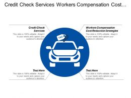 Credit Check Services Workers Compensation Cost Reduction Strategies Cpb