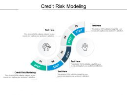 Credit Risk Modeling Ppt Powerpoint Presentation Professional Aids Cpb