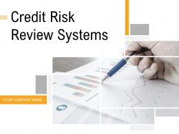 Credit Risk Review Systems Powerpoint Presentation Slides