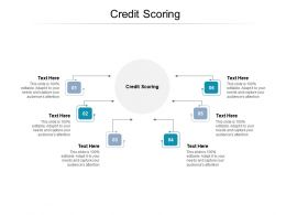Credit Scoring Ppt Powerpoint Presentation Summary Microsoft Cpb