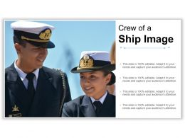 Crew Of A Ship Image