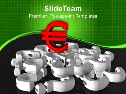 Crisis Euro Business Powerpoint Templates Ppt Themes And Graphics 0113