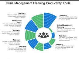 Crisis Management Planning Productivity Tools Business Intelligence Business Publicity