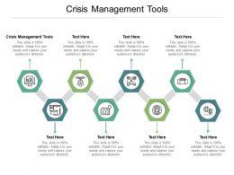 Crisis Management Tools Ppt Powerpoint Presentation Slides Portrait Cpb