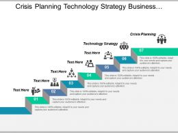 Crisis Planning Technology Strategy Business Relationship Competitor Analysis Cpb