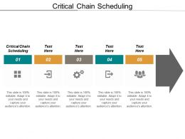 Critical Chain Scheduling Ppt Powerpoint Presentation Model Themes Cpb