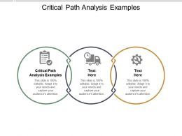 Critical Path Analysis Examples Ppt Powerpoint Presentation Portfolio Layout Ideas Cpb