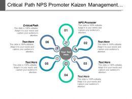 Critical Path Nps Promoter Kaizen Management Quality Management Cpb