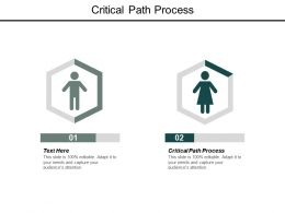 Critical Path Process Ppt Powerpoint Presentation Outline Designs Cpb