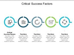 Critical Success Factors Ppt Powerpoint Presentation Ideas Slide Portrait Cpb