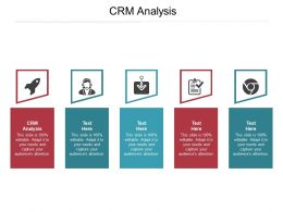 CRM Analysis Ppt Powerpoint Presentation Infographics Samples Cpb
