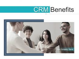 CRM Benefits Manufacturing Planning Service Marketing Business