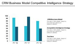 Crm Business Model Competitive Intelligence Strategy Corporate Communication Strategy Cpb