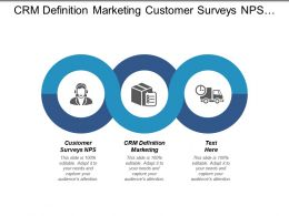 Crm Definition Marketing Customer Surveys Nps Planning Strategy Cpb