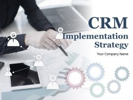 CRM Implementation Strategy Trainings Opportunities Finance Marketing