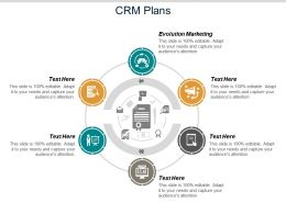 CRM Plans Ppt Powerpoint Presentation Icon Display Cpb