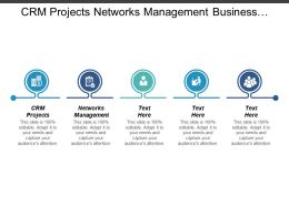 Crm Projects Networks Management Business Continuity Strategy Mix Marketing Cpb