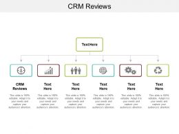 CRM Reviews Ppt Powerpoint Presentation Show Designs Download Cpb