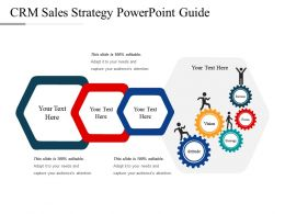 Crm Sales Strategy Powerpoint Guide