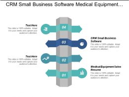 Crm Small Business Software Medical Equipment Sales Resume Cpb