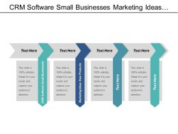 Crm Software Small Businesses Marketing Ideas New Products Cpb