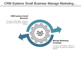 Crm Systems Small Business Manage Marketing Campaign Resume Ideas Cpb