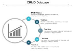 CRMD Database Ppt Powerpoint Presentation Infographic Template Visual Aids Cpb