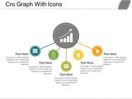 Cro Graph With Icons