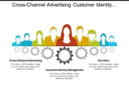 Cross-Channel Advertising Customer Identity Management Marketing Metrics Cpb