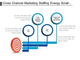 Cross Channel Marketing Staffing Energy Small Business Opportunities Cpb