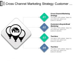 Cross Channel Marketing Strategy Customer Lifecycle Email Marketing Client Engagement Cpb