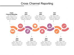 Cross Channel Reporting Ppt Powerpoint Presentation Outline Samples Cpb