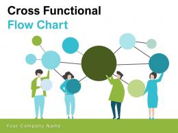 Cross Functional Flow Chart Department Process Management Technical
