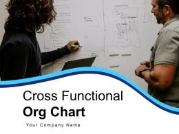 Cross Functional Org Chart Construction Management Marketing Departments Product