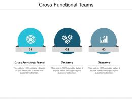 Cross Functional Teams Ppt Powerpoint Presentation Inspiration Guide Cpb