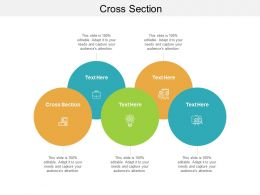Cross Section Ppt Powerpoint Presentation Icon Templates Cpb