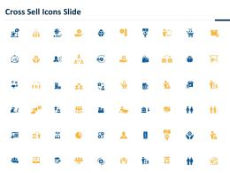 Cross Sell Icons Slide Ppt Powerpoint Presentation Show Guidelines