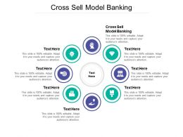 Cross Sell Model Banking Ppt Powerpoint Presentation Good Cpb