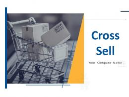 Cross Sell Powerpoint Presentation Slides