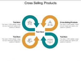 Cross Selling Products Ppt Powerpoint Presentation Portfolio Design Templates Cpb