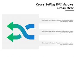 Cross Selling With Arrows Cross Over