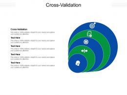Cross Validation Ppt Powerpoint Presentation Icon Design Templates Cpb
