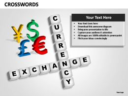 Crosswords Powerpoint Presentation Slides