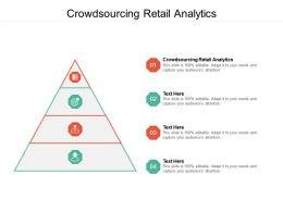 Crow Dsourcing Retail Analytics Ppt Powerpoint Presentation Gallery Infographic Template Cpb