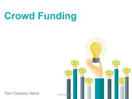 Crowd Funding Powerpoint Presentation Slides
