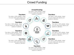 Crowd Funding Ppt Powerpoint Presentation Ideas Good Cpb