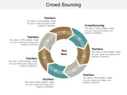 Crowd Sourcing Ppt Powerpoint Presentation Gallery Diagrams Cpb