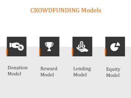 Crowdfunding Models Powerpoint Images