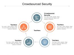 Crowdsourced Security Ppt Powerpoint Presentation Pictures Example Cpb