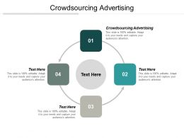 Crowdsourcing Advertising Ppt Powerpoint Presentation Ideas Rules Cpb